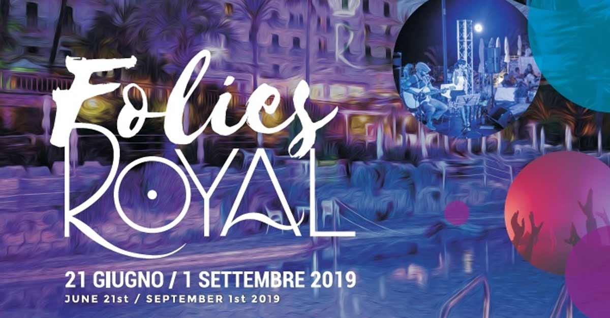 Calendario Di Luglio.Folies Royal Il Calendario Di Luglio Per Gli Eventi All
