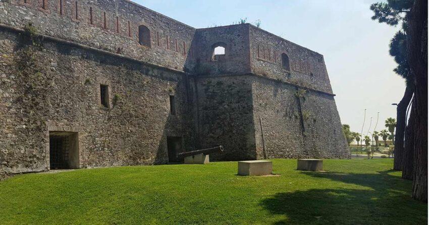 Forte di Santa Tecla Sanremo