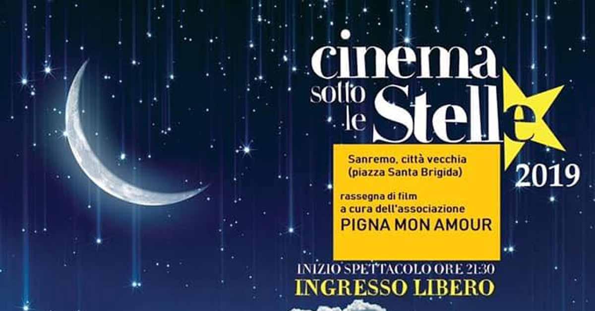 Cinema Sotto le Stelle 2019, la programmazione