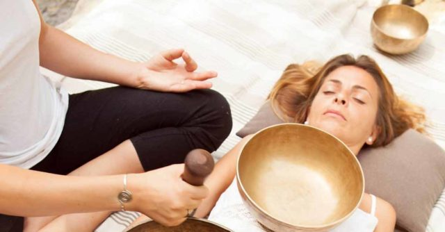 Rilassamento e meditazione guidata 5° Chakra e Campane Tibetane