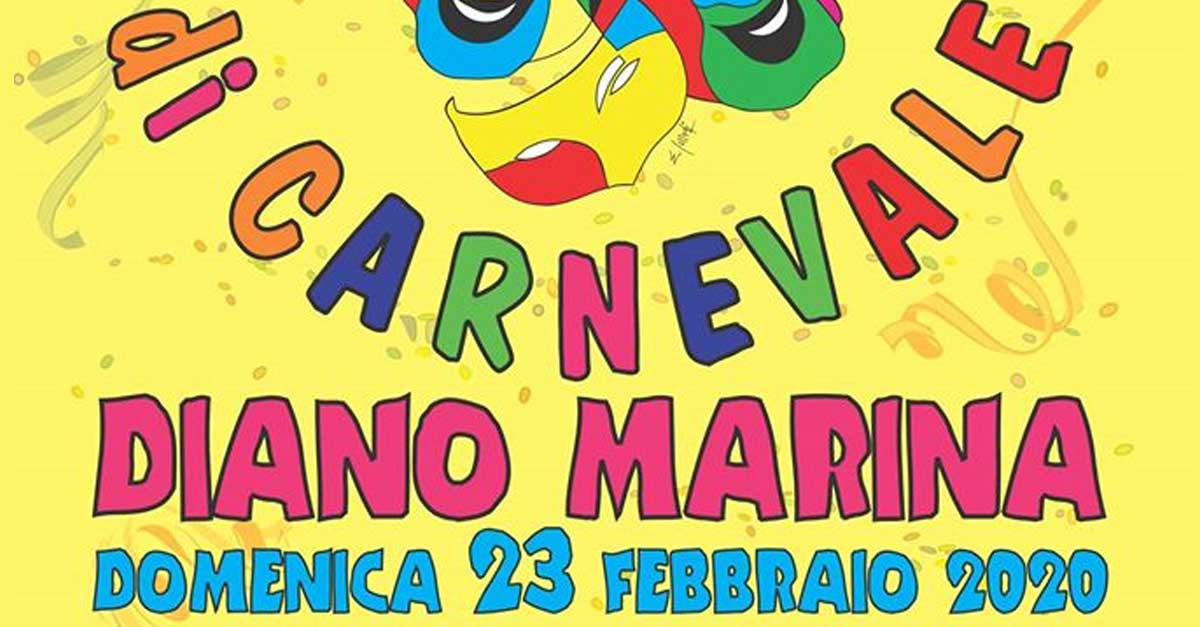 Carnevale di Diano marina edizione 2020