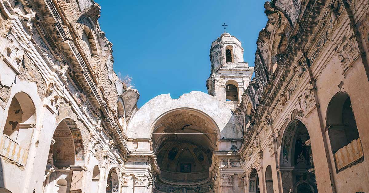 Bussana Vecchia terremoto 23 febbraio 1887