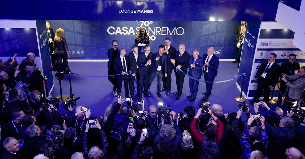 Casa Sanremo, al via la Tredicesima edizione