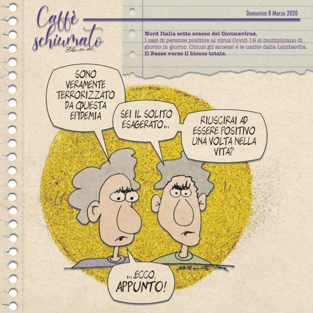 Nord Italia sotto scacco del Coronavirus
