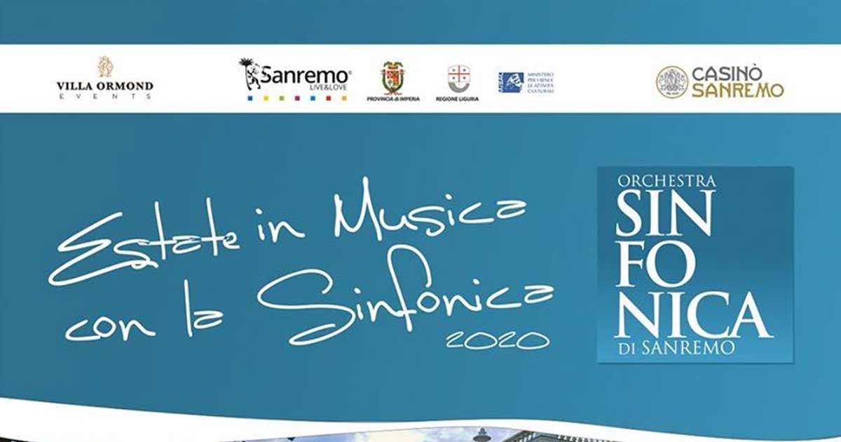"""Estate 2020 con la Sinfonica - """"Le quattro intramontabili stagioni"""""""