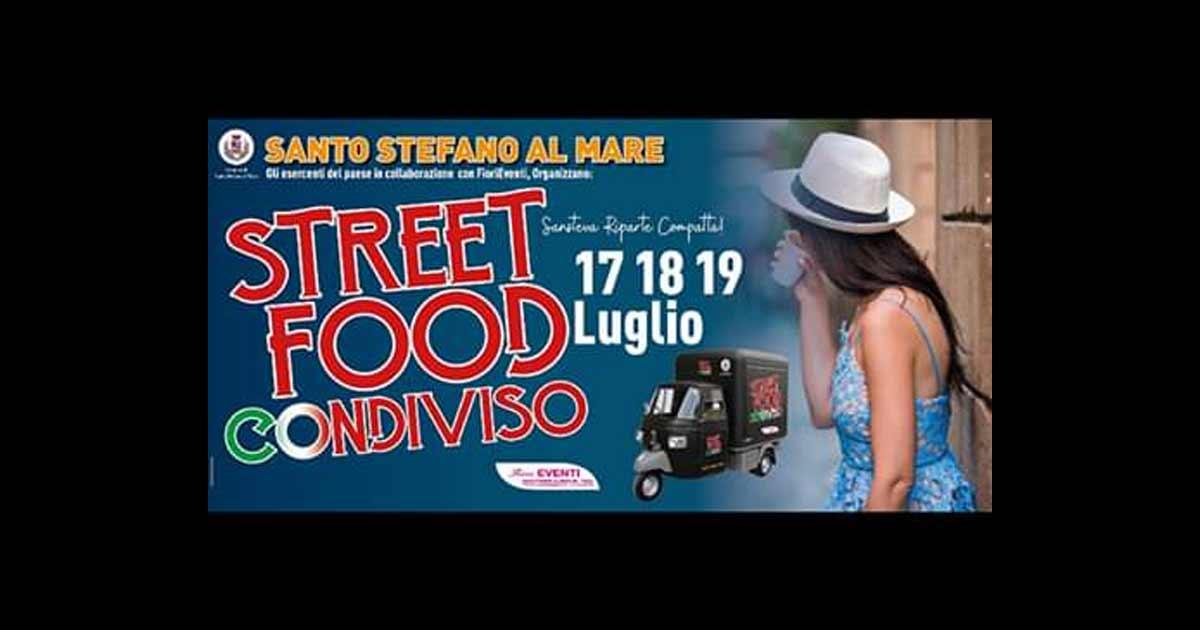 Street Food Santo a Stefano Al Mare