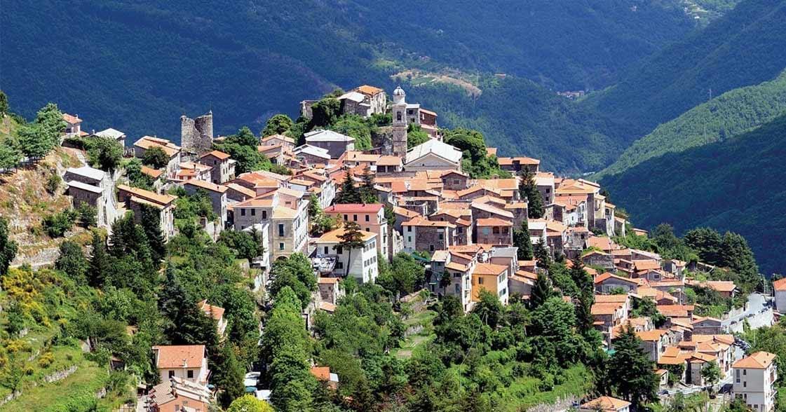 Visita guidata nel Borgo di Triora 12 luglio