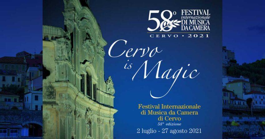 Festival Internazionale Di Musica Da Camera Di Cervo