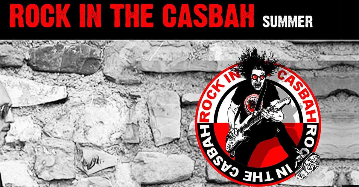 Rock in the Casbah Summer