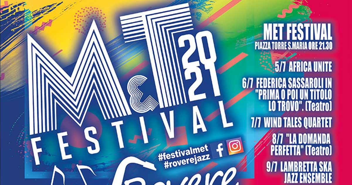 Met Festival 2021 - San Bartolomeo al Mare