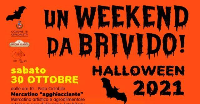 "Halloween 2021 ""Un weekend da brivido"""