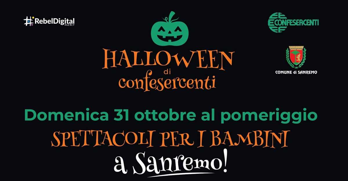 Halloween di Confesercenti